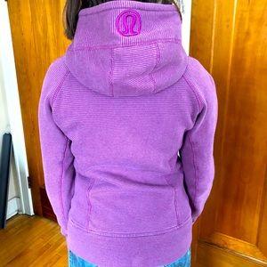 'Lululemon' zip up jacket
